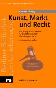 Cover: Band 7 der Berliner Bibliothek zum Urheberrecht. 3. Auflage 2016